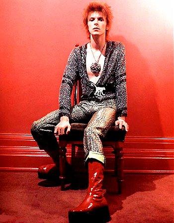 Ziggy Stardust Miss Dolkapots Krafties